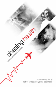 chasing health poster